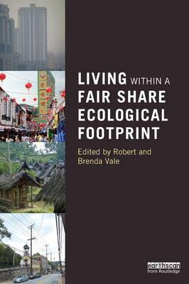 Living within a Fair Share Ecological Footprint (Paperback)