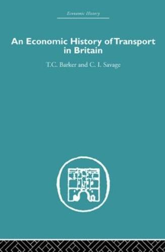 Economic History of Transport in Britain (Paperback)