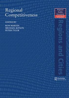 Regional Competitiveness - Regions and Cities (Paperback)