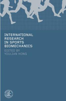International Research in Sports Biomechanics (Paperback)