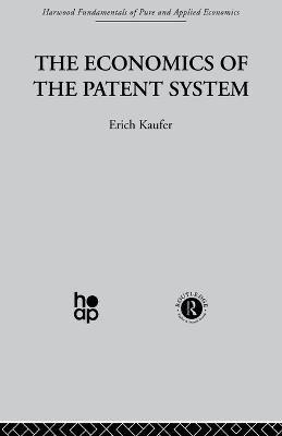 The Economics of the Patent System (Paperback)