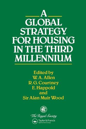 A Global Strategy for Housing in the Third Millennium (Paperback)