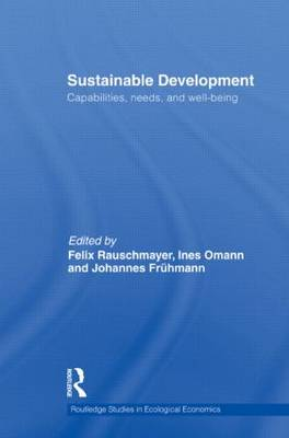 Sustainable Development: Capabilities, Needs, and Well-being (Paperback)
