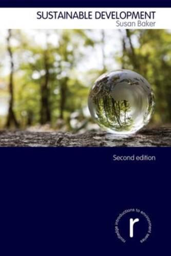 Sustainable Development - Routledge Introductions to Environment: Environment and Society Texts (Paperback)