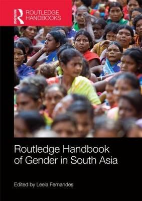 Routledge Handbook of Gender in South Asia (Hardback)