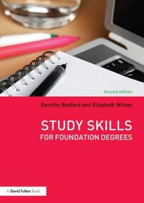 Study Skills for Foundation Degrees (Paperback)