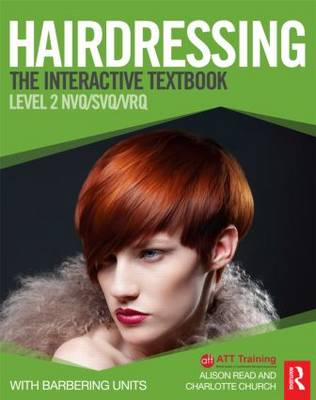 Hairdressing: Level 2: The Interactive Textbook (Paperback)