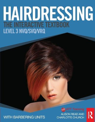 Hairdressing: Level 3: The Interactive Textbook (Paperback)