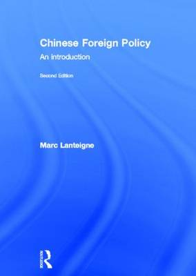Chinese Foreign Policy: An Introduction (Hardback)