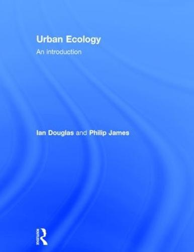 Urban Ecology: An Introduction (Hardback)