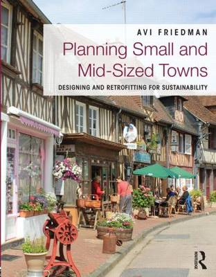 Planning Small and Mid-Sized Towns: Designing and Retrofitting for Sustainability (Paperback)