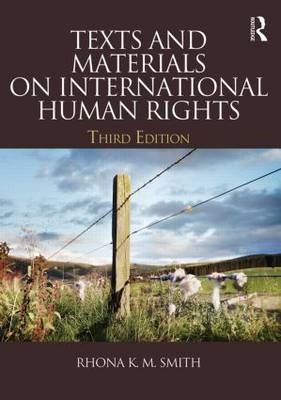 Texts and Materials on International Human Rights (Paperback)