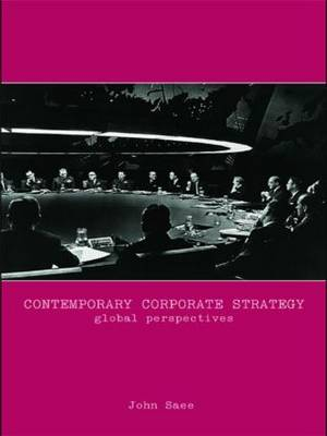 Contemporary Corporate Strategy: Global Perspectives - Routledge Studies in International Business and the World Economy (Paperback)