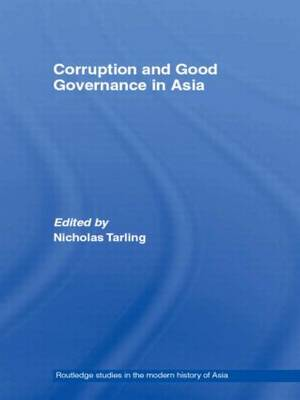 Corruption and Good Governance in Asia (Paperback)