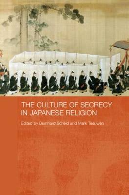 The Culture of Secrecy in Japanese Religion (Paperback)