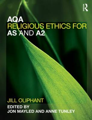 AQA Religious Ethics for AS and A2 (Paperback)