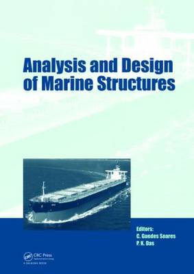 Analysis and Design of Marine Structures: including CD-ROM (Hardback)