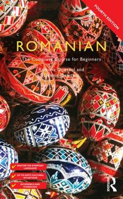 Colloquial Romanian: The Complete Course for Beginners - Colloquial Series (Paperback)