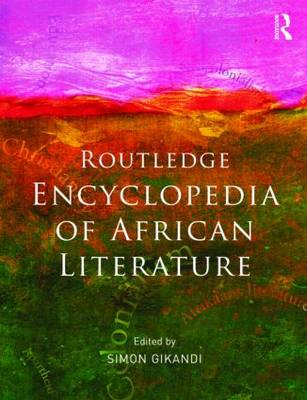 Encyclopedia of African Literature (Paperback)