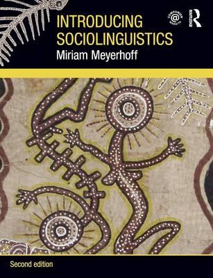 Introducing Sociolinguistics (Paperback)