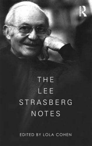 The Lee Strasberg Notes (Paperback)