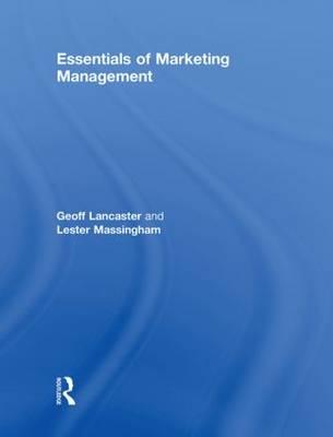 Essentials of Marketing Management (Hardback)