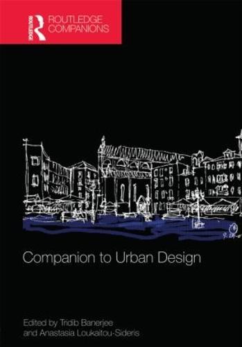 Companion to Urban Design (Hardback)