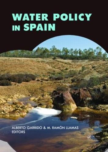 Water Policy in Spain (Hardback)