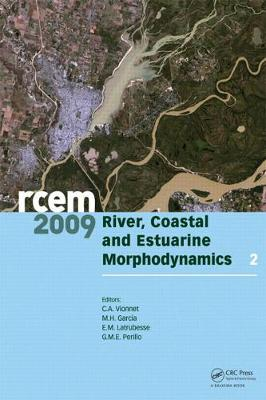 River, Coastal and Estuarine Morphodynamics. RCEM 2009, Two Volume Set (Hardback)