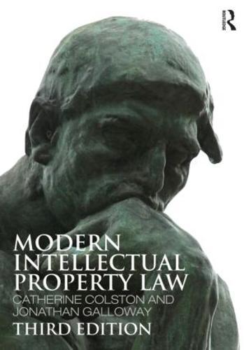 Modern Intellectual Property Law 3/e (Paperback)