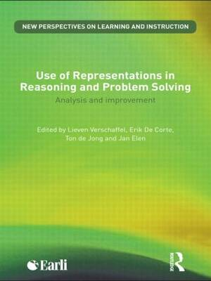 Use of Representations in Reasoning and Problem Solving: Analysis and Improvement - New Perspectives on Learning and Instruction (Paperback)