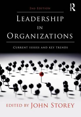 Leadership in Organizations: Current Issues and Key Trends (Paperback)