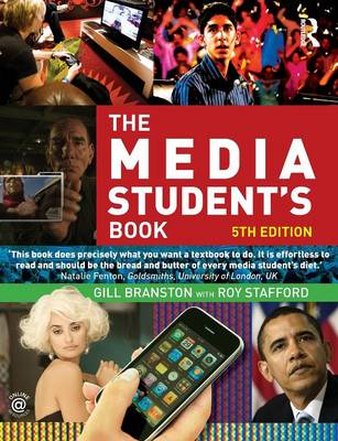 The Media Student's Book (Paperback)
