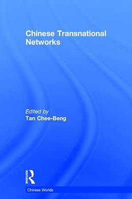 Chinese Transnational Networks (Paperback)