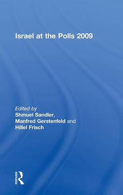 Israel at the Polls 2009 (Hardback)