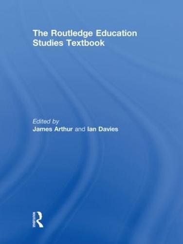 The Routledge Education Studies Textbook (Hardback)