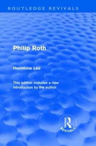 Philip Roth - Routledge Revivals (Hardback)