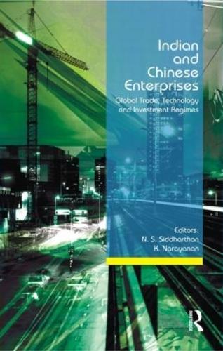 Indian and Chinese Enterprises (Hardback)