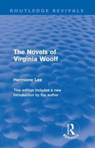 The Novels of Virginia Woolf (Paperback)