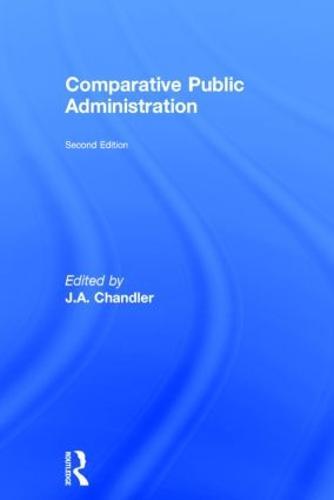 comparative public admin