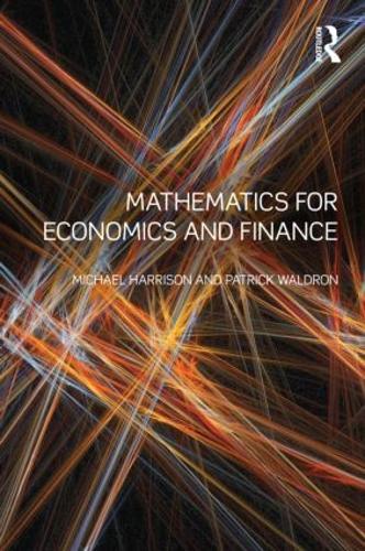 Mathematics for Economics and Finance (Paperback)