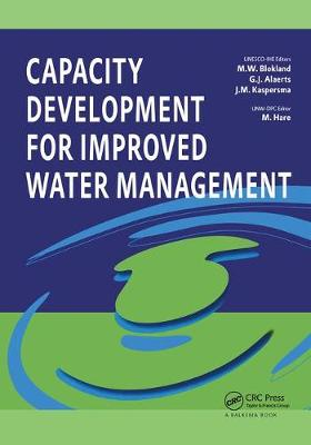Capacity Development for Improved Water Management (Hardback)