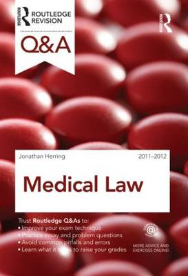 Q&A Medical Law 2011-2012 - Questions and Answers (Paperback)