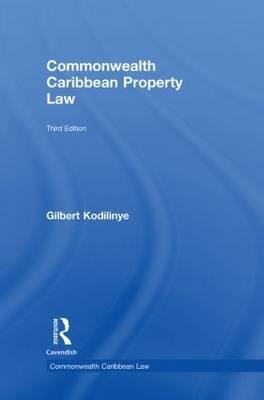 Commonwealth Caribbean Property Law (Hardback)
