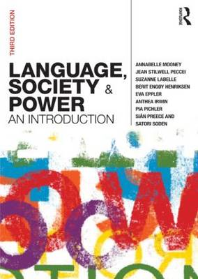 Language, Society and Power: An Introduction (Paperback)