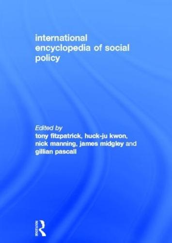 International Encyclopedia of Social Policy (Paperback)