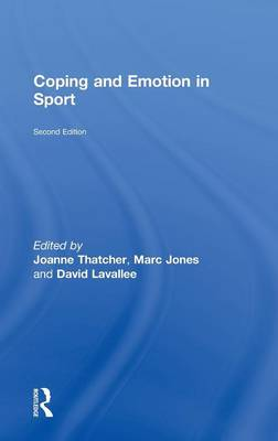 Coping and Emotion in Sport: Second Edition (Hardback)
