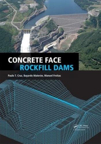 Concrete Face Rockfill Dams (Hardback)