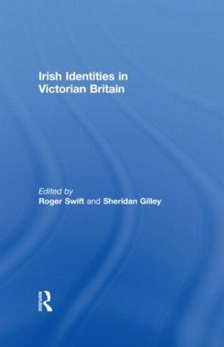 Irish Identities in Victorian Britain (Hardback)