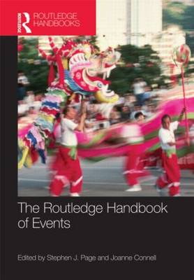 The Routledge Handbook of Events (Hardback)